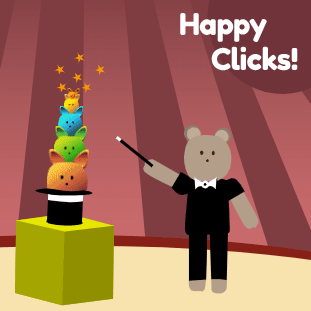 Happy Clicks Online Games for Toddlers